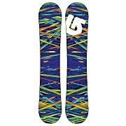 Women's 2013 Social Snowboard 151 Blue Yellow