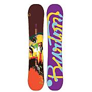 Women's 2013 Lip-Stick Snowboard 152 Orange Brown