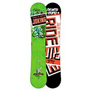 Men's 2013 Crush Snowboard 152 Green