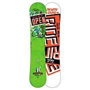 Men's 2013 Crush Wide Snowboard 153 Green