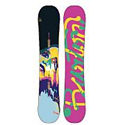 Women's 2013 Lip-Stick Snowboard 154 Blue Black