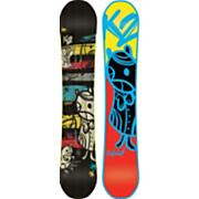 Men's 2013 Fastplant Snowboard 154 Black Blue Yellow