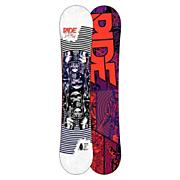 Men's 2013 DH2 Wide Snowboard 154 White