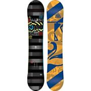 Men's 2013 Lifelike Snowboard 155 Black Gray