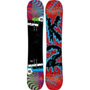 Men's 2013 WWW Wide Snowboard 155 Blue Black White Purple