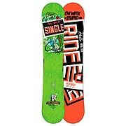 Men's 2013 Crush Snowboard 155 Green