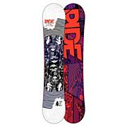 Men's 2013 DH2 Snowboard 155 White