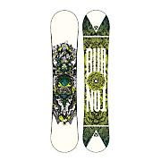 Men's 2013 TWC Standard Wide Snowboard 156 White Green