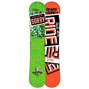 Men's 2013 Crush Wide Snowboard 156 Green