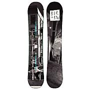 Men's 2013 Joystick Snowboard 157 White Gray Black