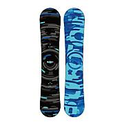 Men's 2013 Clash Snowboard 158 Black Blue