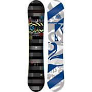 Men's 2013 Lifelike Snowboard 158 Black Gray