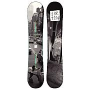 Men's 2013 Joystick Wide Snowboard 159 White Gray Black