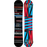 Men's 2013 Playback Wide Snowboard 159 Black Blue Red