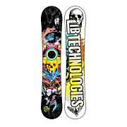 Men's 2013 TRS C2BTX Snowboard 169 Black Blue Yellow