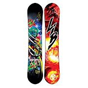Men's 2013 T.Rice Pro C2BTX Snowboard 161.5 Black Yellow Blue Red