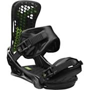 Men's 2013 Genesis Snowboard Bindings Darkness Black