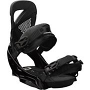 Women's 2013 Lexa EST Snowboard Bindings Brackish Black