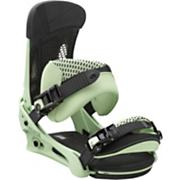 Men's 2013 Malavita Snowboard Bindings Lichen Green