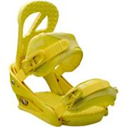 Women's 2013 Scribe Snowboard Bindings Summer Yellow