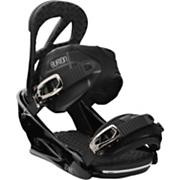 Women's 2013 Scribe Snowboard Bindings Film Noir Black