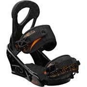 Women's 2013 Stiletto Snowboard Bindings Black