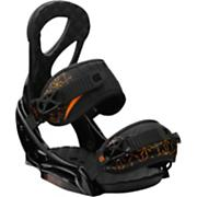Women's 2013 Stiletto EST Snowboard Bindings Black