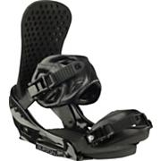 Men's 2013 X-Base EST Snowboard Bindings Black