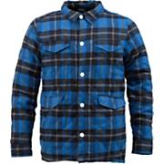 Men's 2013 Dags Flannel Jacket Heron Blue Tango Ombre