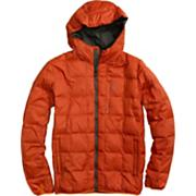 Men's 2013 Groton Down Jacket Bitters Orange