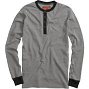 Men's 2013 Henley Sweatshirt True Black