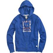 Men's 2013 Logo Fill Fullzip Hoodie Royals Blue