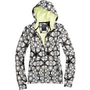Women's 2013 Scoop Hoodie Cracked Ice White