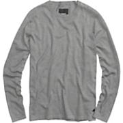Men's 2013 Stowe Sweater Heather Jet Pack Black