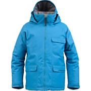 Kid's 2013 TWC Prizefighter Snowboard Jacket Meltwater Blue