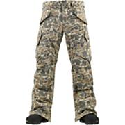 Men's 2013 Hellbrook Premium Snowboard Pants Duck Hunter Camo