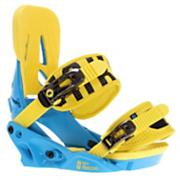 Kid's 2013 Mini Recon Snowboard Bindings Hydro Blue