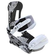 Men's 2013 Faction Snowboard Bindings Real Black