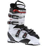 Men's 2013 Adaptedge 90 Ski Boots Black White
