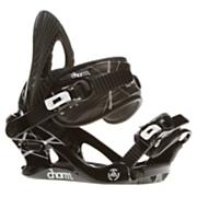 Women's 2013 Charm Snowboard Bindings Black