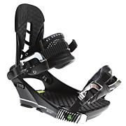 Men's 2013 Company Snowboard Bindings Black