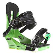 Men's 2013 Company Snowboard Bindings Green