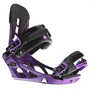 Men's 2013 Formula Snowboard Bindings Purple