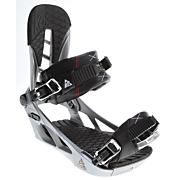 Men's 2013 Formula Snowboard Bindings Silver
