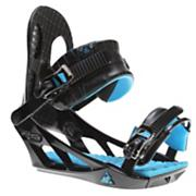 Men's 2013 Hurrithane Snowboard Bindings Black