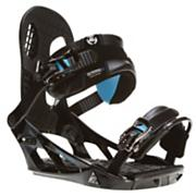 Men's 2013 Indy Snowboard Bindings Black