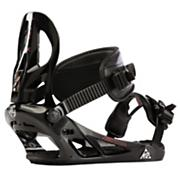 Men's 2013 Sonic Snowboard Bindings Black