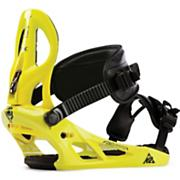 Men's 2013 Sonic Snowboard Bindings Yellow
