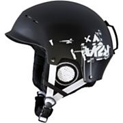 Men's 2013 Rant Snowboard Helmet Black