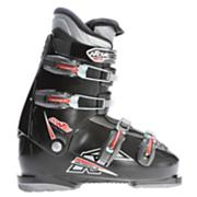 Men's 2013 One 45 Ski Boots Silver Black
